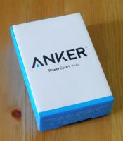 Anker Powercore+ Mini - Verpackung