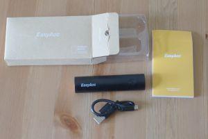 EasyAcc PB3350CS - Packungsinhalt