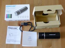 Poweradd Slim 2 - Packungsinhalt